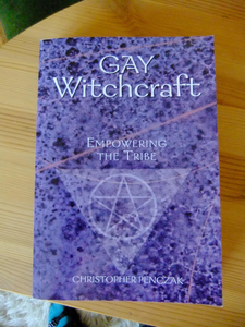"Title page of Christopher Penczaks ""Gay Witchcraft"""