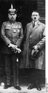 Ludendorff und Hitler