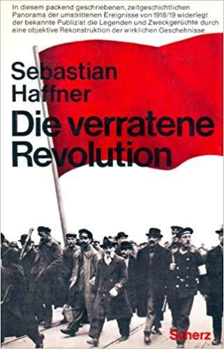 Titelbild: Die verratene Revolution