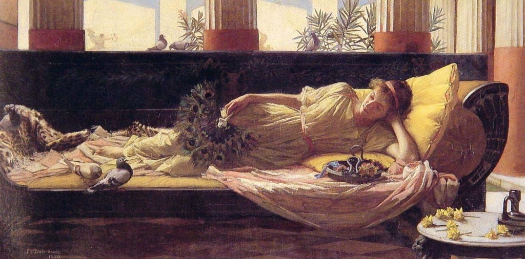 Dolce_far_Niente_-_John_William_Waterhouse