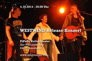 Singvoegel-WESTWIND-Release-Konzert