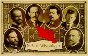 Rat der Volksbeauftragten, November 1918