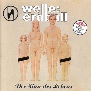 Cover: Welle Erdball - Der Sinn des Lebens