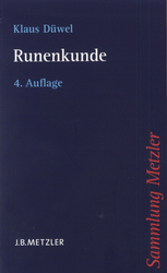 Klaus Düwel - Runenkunde