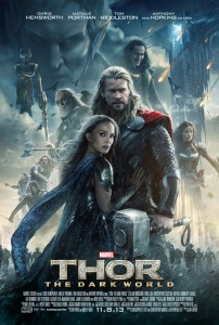 Thor - The Dark World - Filmplakat