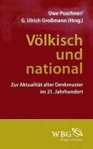 """Buchtitel """"Völkisch und national"""""""